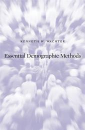 Essential Demographic Methods