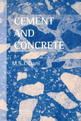 Cement and Concrete PDF