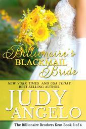 Billionaire's Blackmail Bride: Ridge's Story