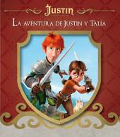 La aventura de Justin y Talía (Justin y la espada del valor)