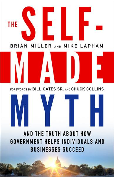 Download The Self Made Myth Book