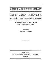 ...The lion hunter