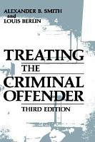 Treating the Criminal Offender PDF