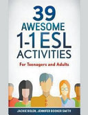 39 Awesome 1 1 ESL Activities  For Teenagers and Adults PDF