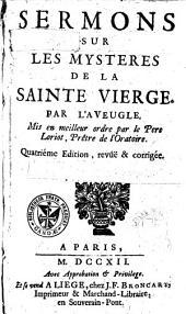 Sermons sur les mystères de la sainte vierge