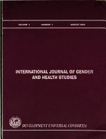 International Journal of Gender and Health Studies PDF