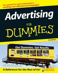 Advertising For Dummies Book PDF