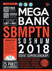 Mega Bank SBMPTN SOSHUM 2018 (Plus CD)