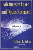 Advances in Laser and Optics Research PDF