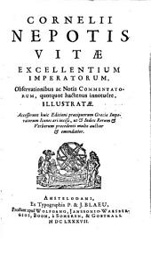 Vitae excellentium Imperatorum
