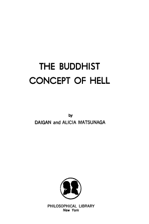The Buddhist Concept of Hell