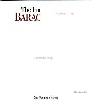 The Inauguration of Barack Obama PDF