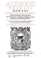 Commentaria in Paralipomenon: In Secundam Partem, Volume 2