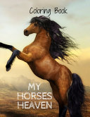 Coloring Book My Horses Heaven PDF