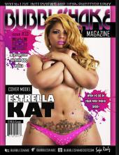 Bubble Shake Magazine issue #33: ( Estrella Kat)