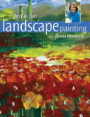 Fast   Fun Landscape Painting with Donna Dewberry PDF