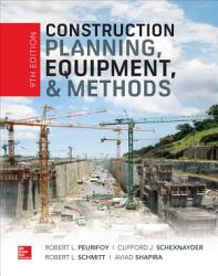 Construction Planning  Equipment  and Methods  Ninth Edition PDF