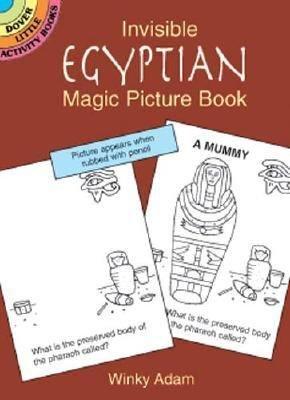 Invisible Egyptian Magic Picture Book PDF