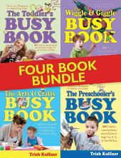 The Busy Book Bundle: Over 1400 Creative Learning Games and Activities to Keep Your Children Busy