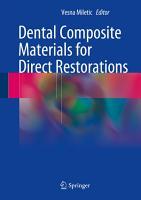 Dental Composite Materials for Direct Restorations PDF