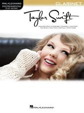 Taylor Swift (Songbook): for Clarinet