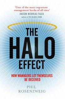 The Halo Effect Book