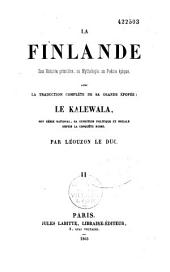 La Finlande: Volume2