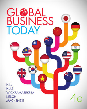 Global Business Today Asia Pacific Perspective 4th Edition