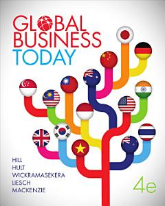 Global Business Today  Asia Pacific Perspective  4th Edition Book