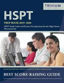 HSPT Prep Book 2019 2020