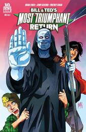 Bill and Ted's Most Triumphant Return #5 (of 6): Volume 5