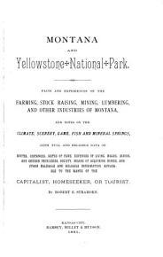 Montana and Yellowstone National Park PDF