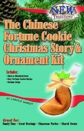 The Chinese Fortune Cookie Christmas Story & Ornament Kit