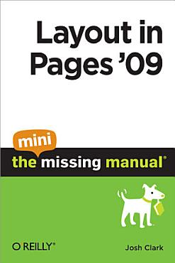 Layout in Pages  09  The Mini Missing Manual PDF