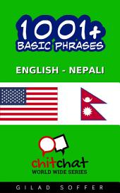 1001+ Basic Phrases English - Nepali