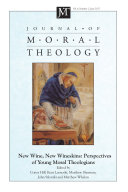 Journal of Moral Theology, Volume 6, Number 2