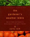 The Gardener's Weather Bible