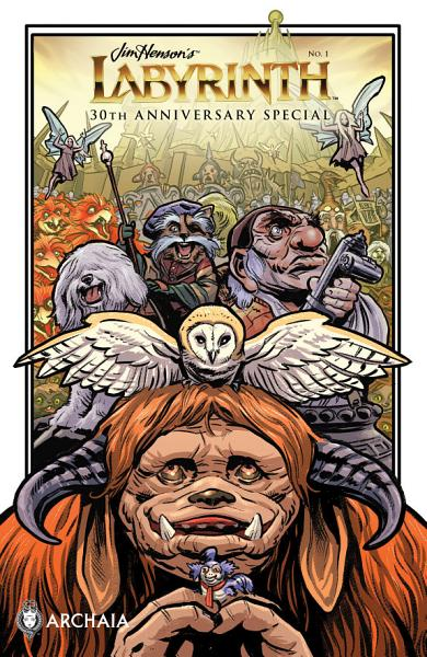 Jim Henson's Labyrinth 2016 30th Anniversary Special