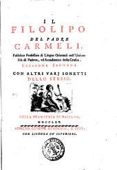 Il Filolipo del padre Carmeli ..