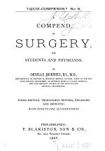 A Compend of surgery for students and physicians