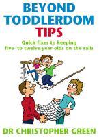 Beyond Toddlerdom Tips PDF
