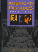 Download American Decades  1910 1919 Book