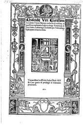 Chalcidii Timaei traductio etejusdem explanatio, ... per Nebiensium Episcopum in lucem editae
