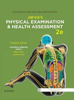 Jarvis s Physical Examination and Health Assessment PDF