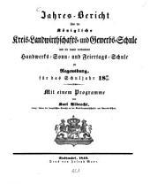 Der französische Sprachunterricht im Allgemeinen mit besonderer Rücksicht auf technische Schulen: (Programm der Kgl. Kreis-Landwirthschaftsschule zu Regensburg f. 1848/1849.)