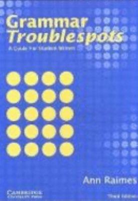 Grammar Troublespots  Student s Book PDF