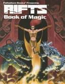 Rifts Book of Magic Book