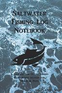 Saltwater Fishing Log Notebook PDF