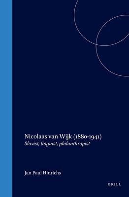 Nicolaas Van Wijk  1880 1941  PDF