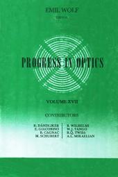 Progress in Optics: Volume 17